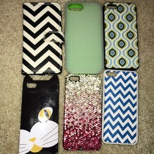 Accessories - iphone 5/5s Phone Cases